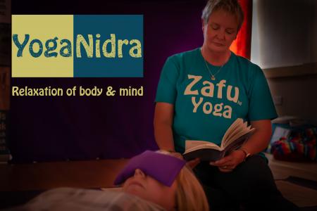 mindfullness with yoga nidra